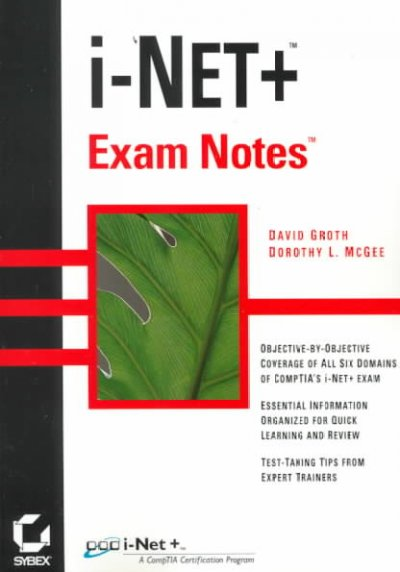I-Net+ Exam Notes cover