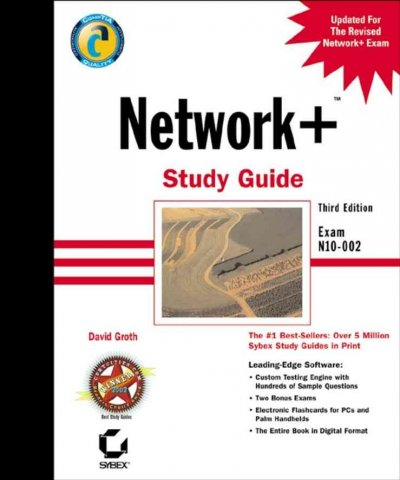 Network+ Study Guide (3rd Edition) cover
