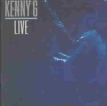 Kenny G : Live cover