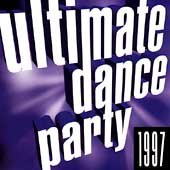 Ultimate Dance Party Volume 1 cover