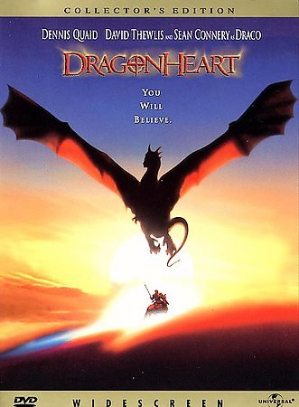 Dragonheart (Collector's Edition) cover