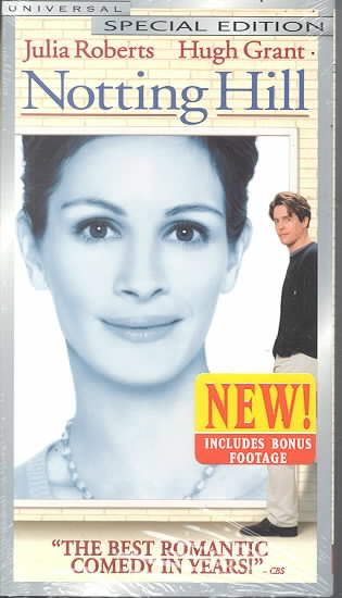 Notting Hill [VHS] cover