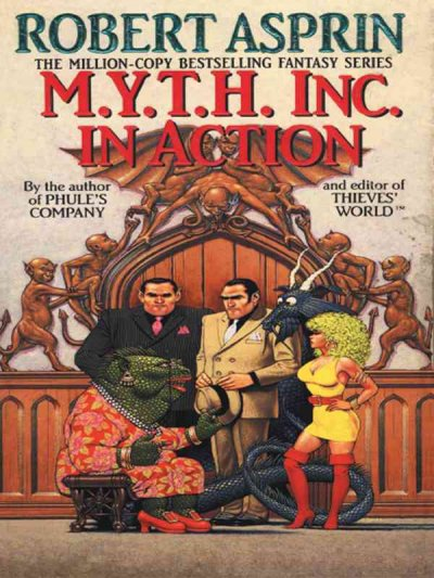 M.Y.T.H. Inc. In Action cover
