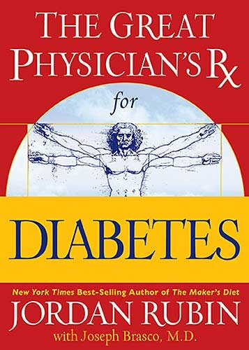 The Great Physician's Rx for Diabetes (Rubin Series) cover