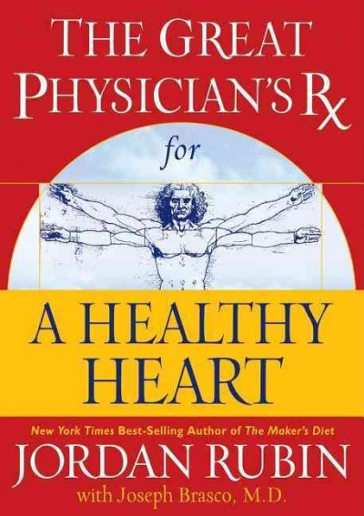 The Great Physician's Rx for a Healthy Heart: Great Physician's Prescription for a Healthy Heart cover