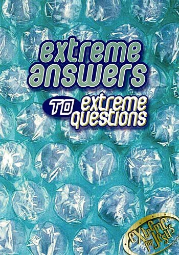 Extreme Answers To Extreme Questions God's Answers To Life's Challenges cover