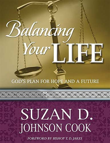 Balancing Your Life (God's Leading Ladies Workbook Series) cover