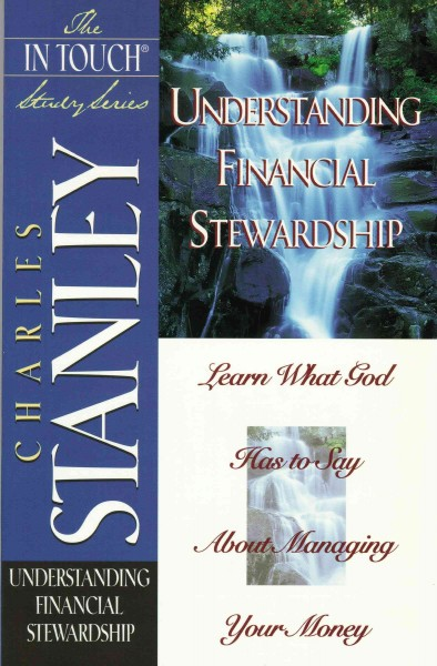 In Touch Study Series,the Understanding Financial Stewardship cover