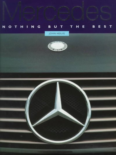 Mercedes: Nothing but the Best cover