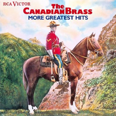 Canadian Brass: More Greatest Hits cover