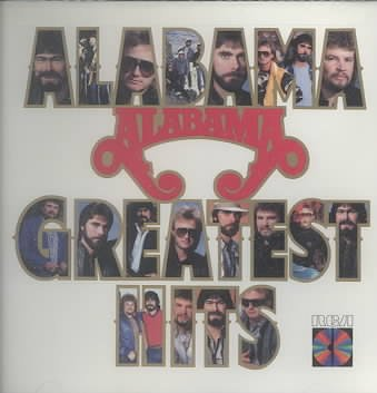 Alabama - Greatest Hits cover