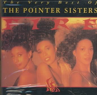 Fire: The Very Best of The Pointer Sisters cover