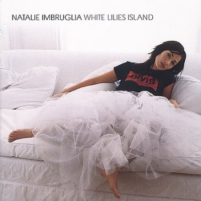 White Lilies Island cover