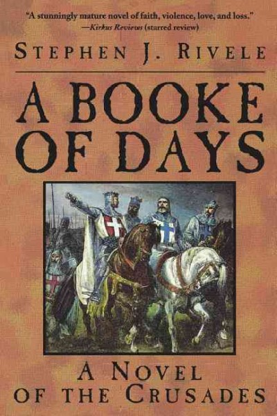 A Booke of Days: A Novel of the Crusades cover