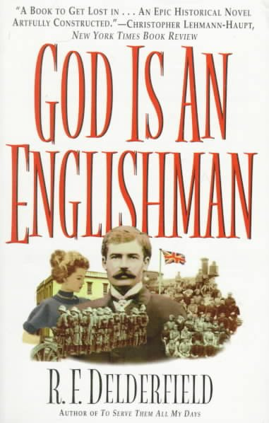 God Is an Englishman cover