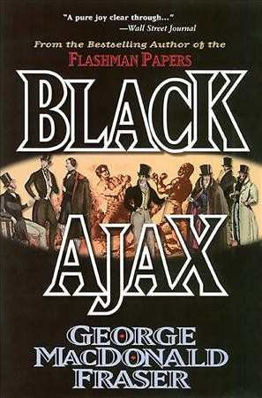 Black Ajax cover