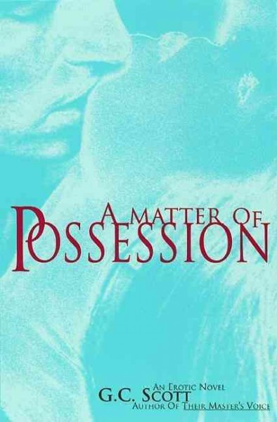 A Matter of Possession cover
