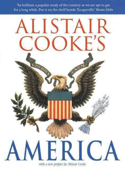 Alistair Cooke's America cover