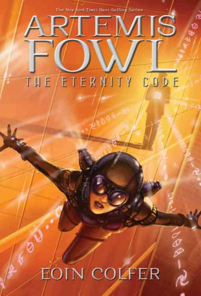 The Eternity Code (Artemis Fowl, Book 3) cover