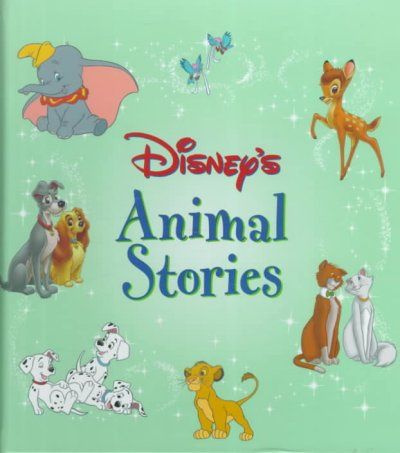 Disney's Animals Stories (Disney Storybook Collections) cover