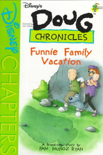 Disney's Doug Chronicles: The Funnie Family Vacation - Book #10 cover