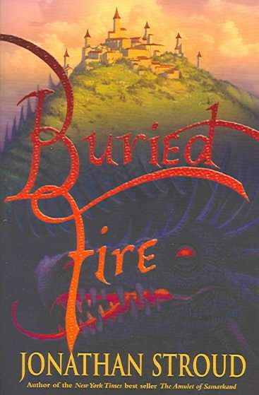 Buried Fire cover
