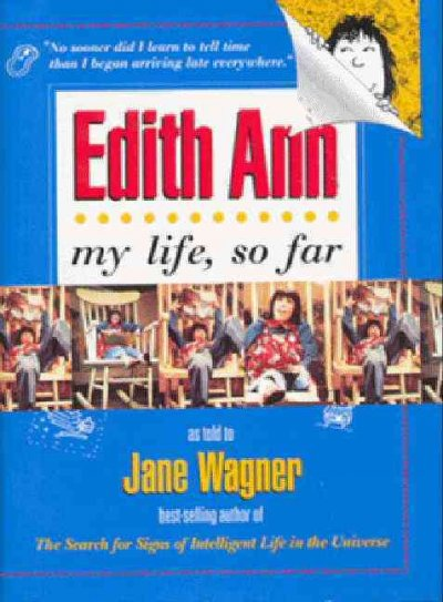 My Life, So Far: By Edith Ann cover
