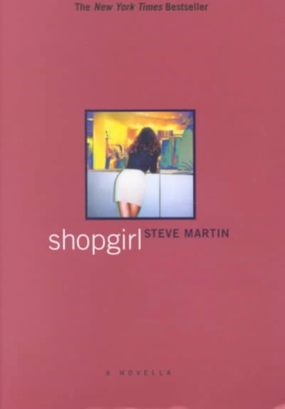 Shopgirl: A Novella cover