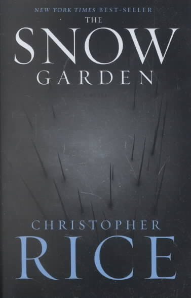 The Snow Garden cover