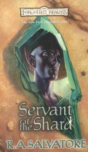 Servant of the Shard (Paths of Darkness) cover