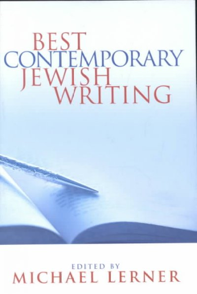 Best Contemporary Jewish Writing cover