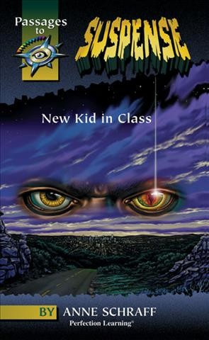New Kid in Class (Passages to Suspense) cover