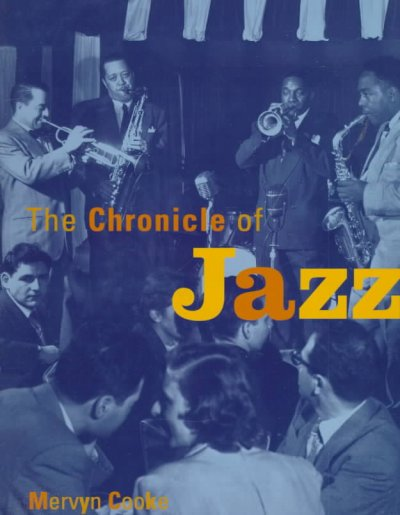 The Chronicle of Jazz cover