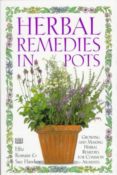 Herbal Remedies in Pots cover