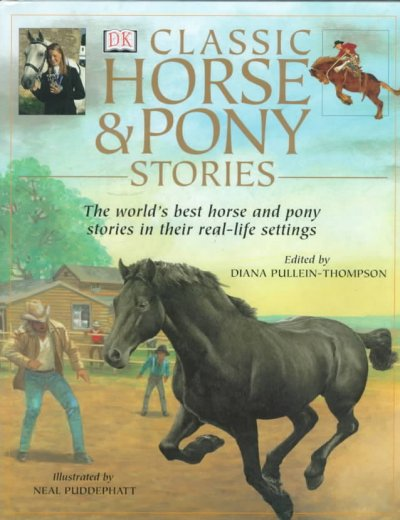 Classic Horse and Pony Stories cover
