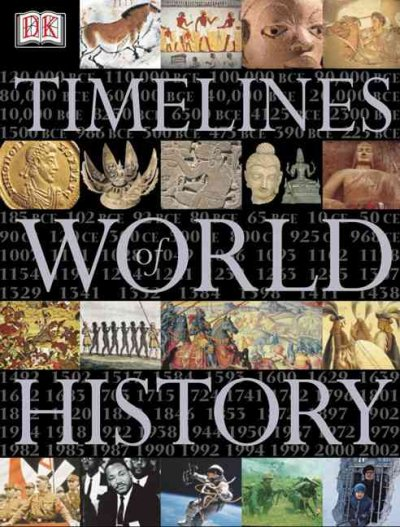 Timelines of World History cover