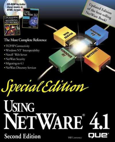 Special Edition Using NetWare 4.1 cover