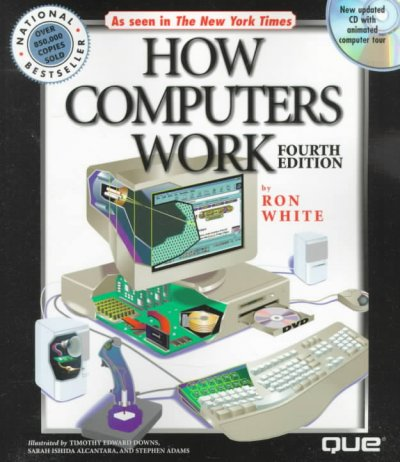 How Computers Work (How It Works Series) cover