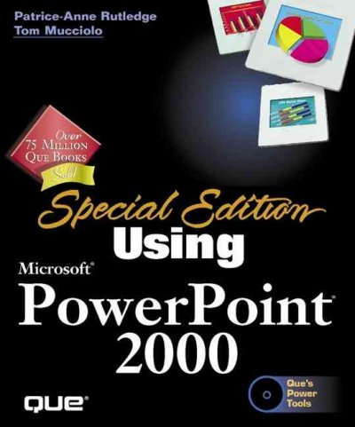 Special Edition Using Microsoft PowerPoint 2000 cover