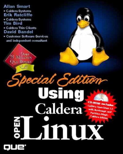 Special Edition Using Caldera Openlinux cover