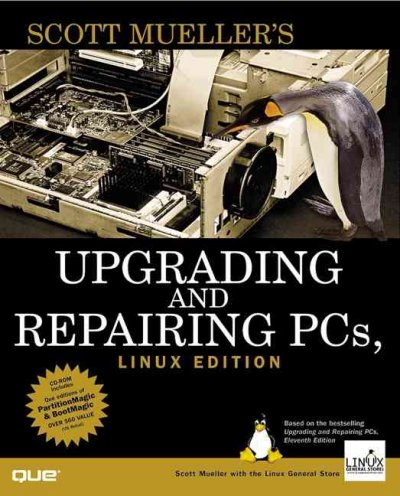 Upgrading and Repairing PCs, Linux Edition (Upgrading & Repairing) cover