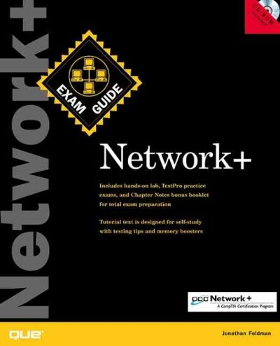 Network+ Exam Guide (Exam Guide Series.) cover