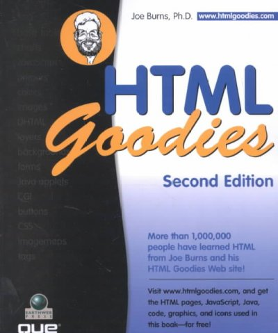 HTML Goodies (2nd Edition) cover