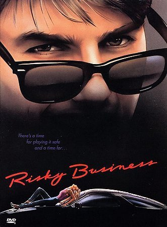 Risky Business cover