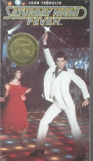 Saturday Night Fever [VHS] cover