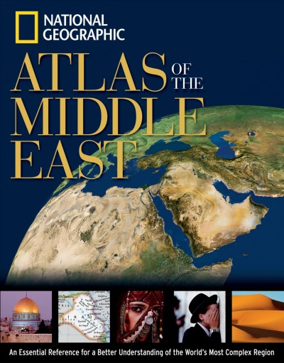 National Geographic Atlas of the Middle East cover