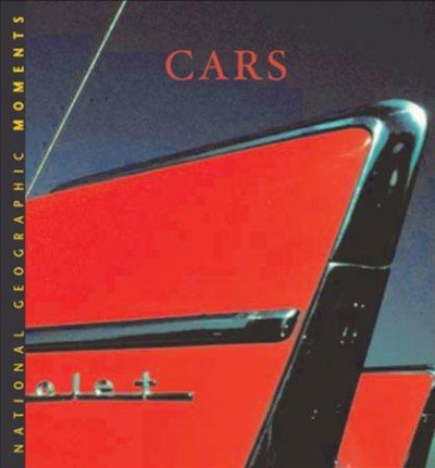 National Geographic MOMENTS: CARS cover