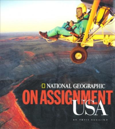 On Assignment USA (National Geographic) cover