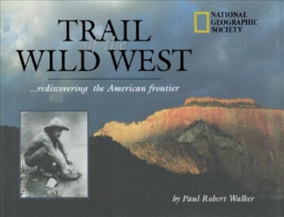 Trail of the Wild West cover