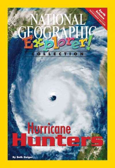 Explorer Books (Pathfinder Science: Earth Science): Hurricane Hunters cover